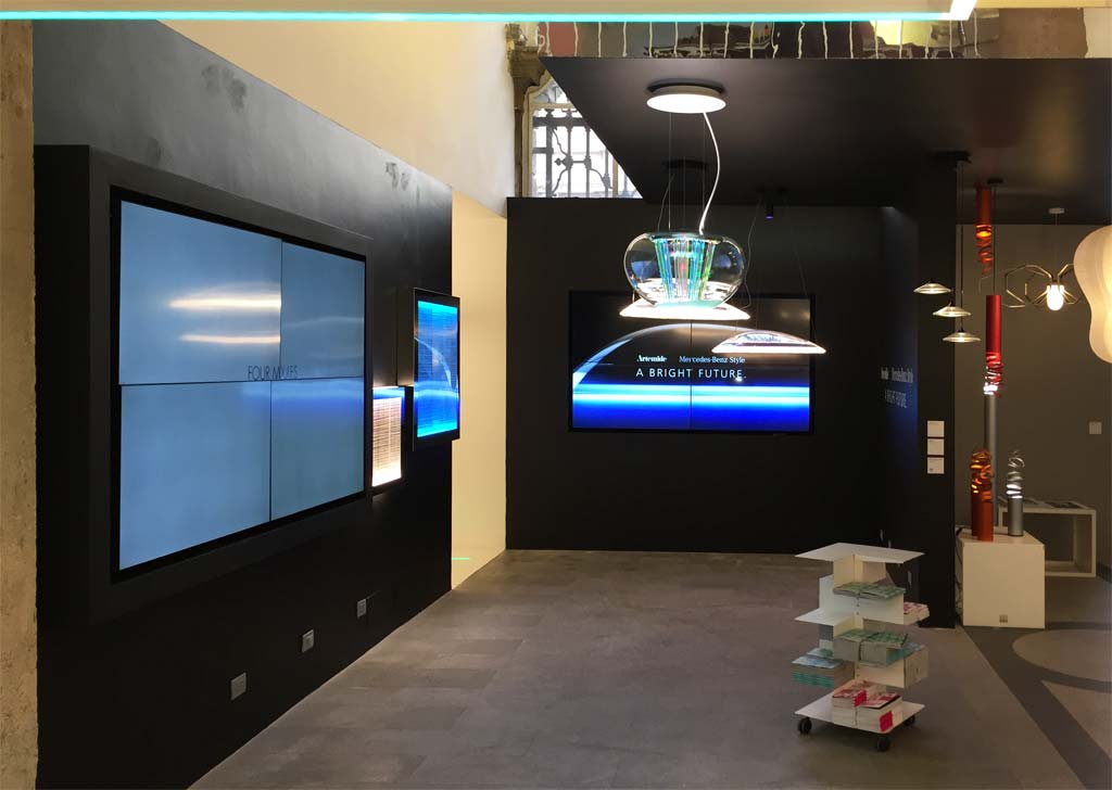 Artemide novit salone 2016 stilluce store blog for Salone del mobile 2016 novita