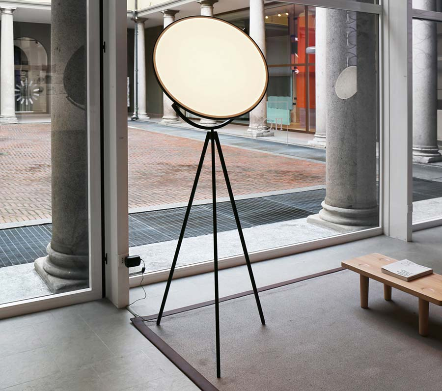 flos novita 2016 superloon flos lampada da terra led stilluce store bergamo
